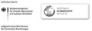Bundesministerium für Umwelt, Naturschutz und nukleare Sicherheit, Nationale Klimaschutz Initiative, Logo